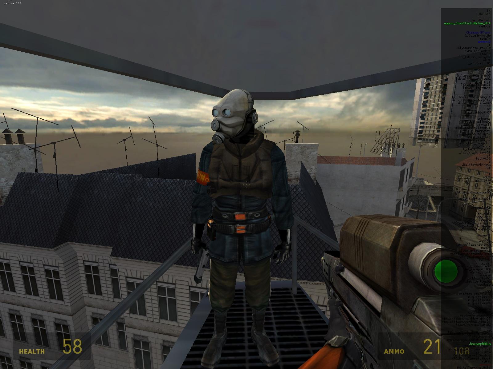 Метрокоп 2 - Half-Life 2