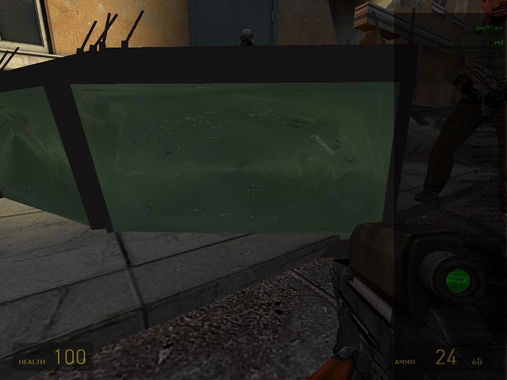 Поле 3 - Half-Life 2