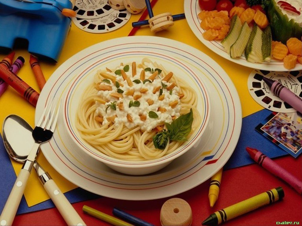 Спагетти - -