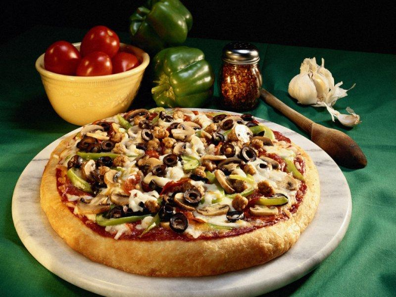 пицца 3 - -