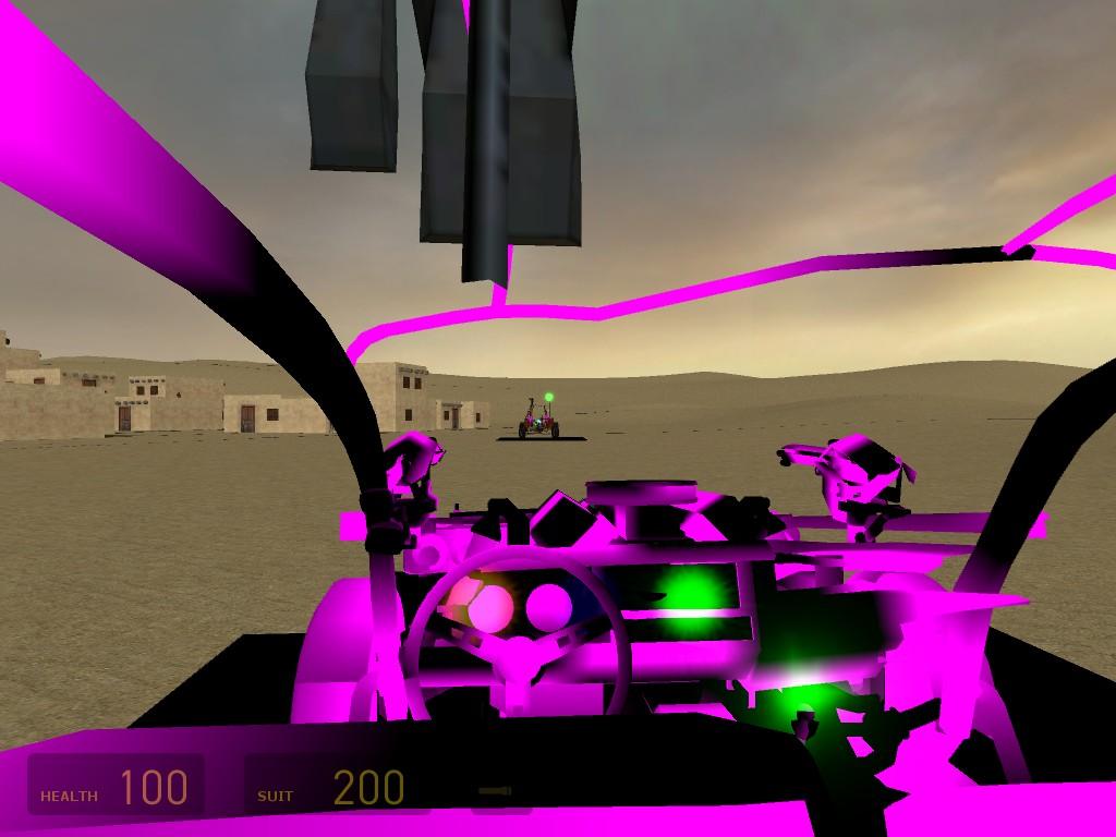 эмомобиль - Half-Life 2 tmsource