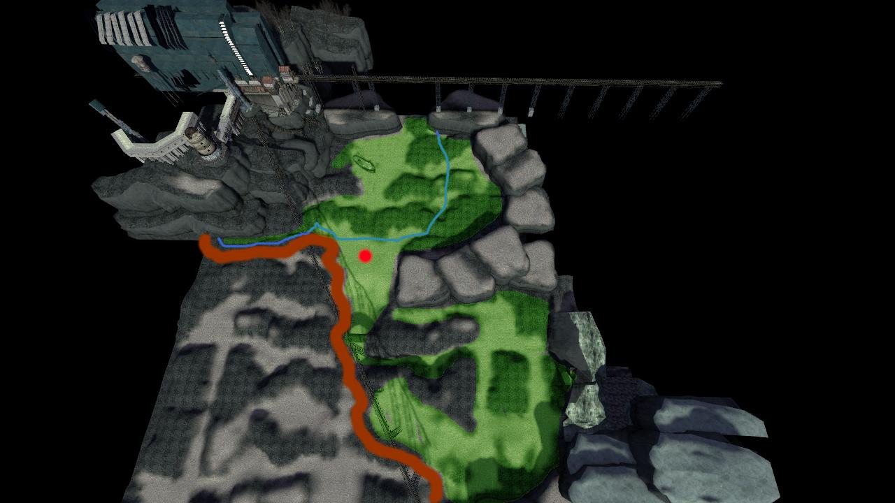 Depot (D.I.) - Half-Life 2 TheDepot