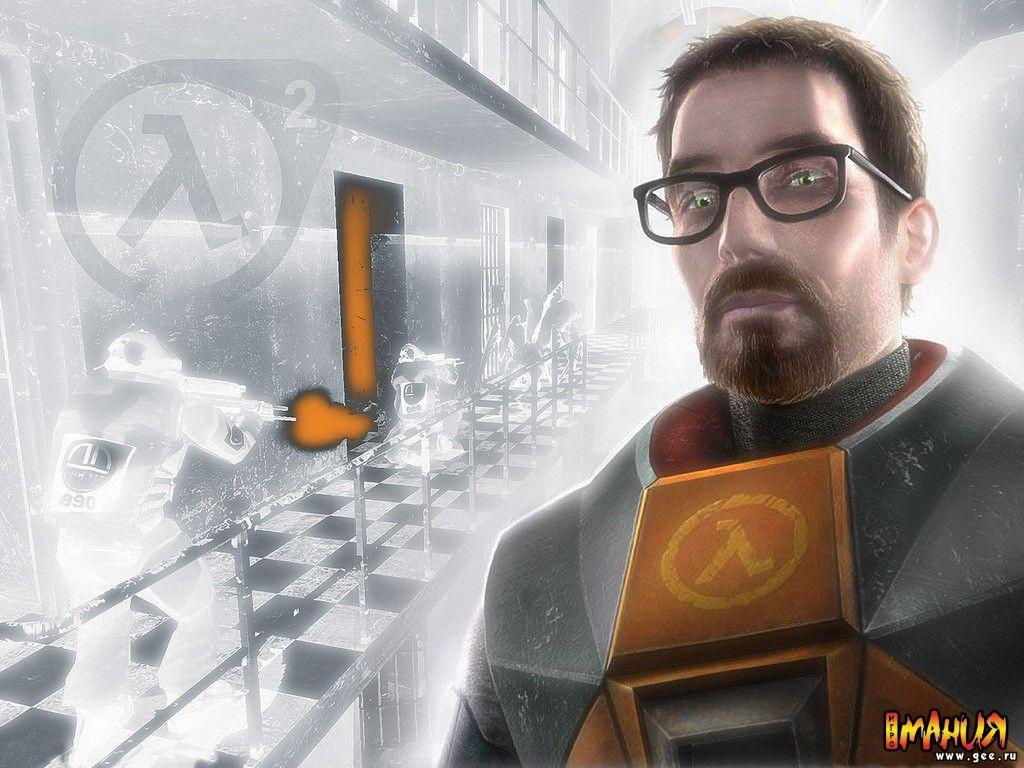 HL1 - Half-Life 2 Гордон Фримен