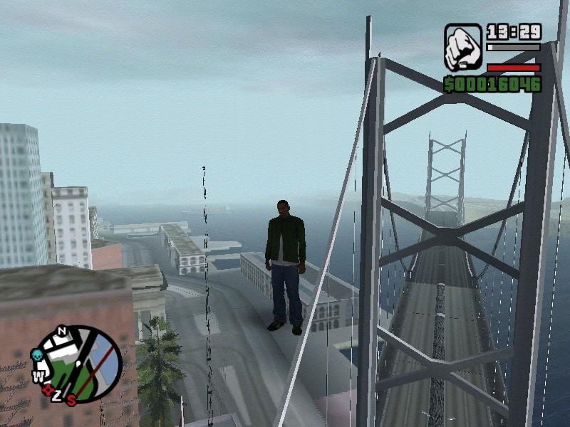 CJ NA cri - Grand Theft Auto: San Andreas