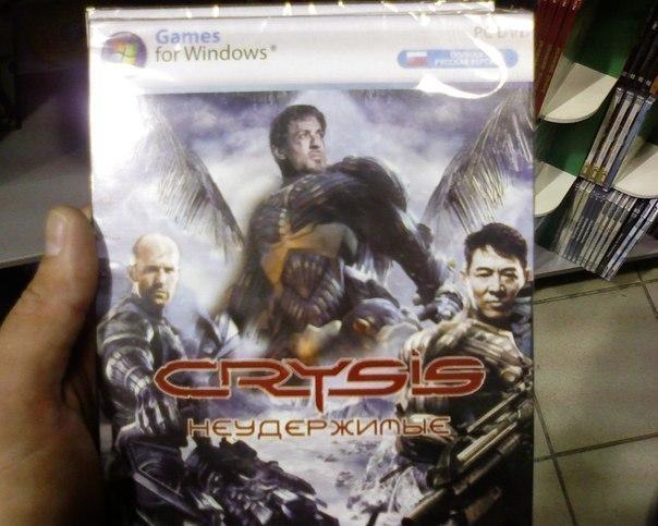 Crytek будут в шоке. - -