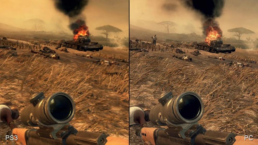 PC vs PS3 - -