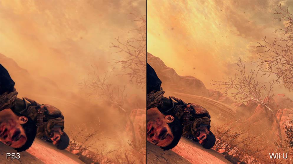 PS3 vs WII U - -