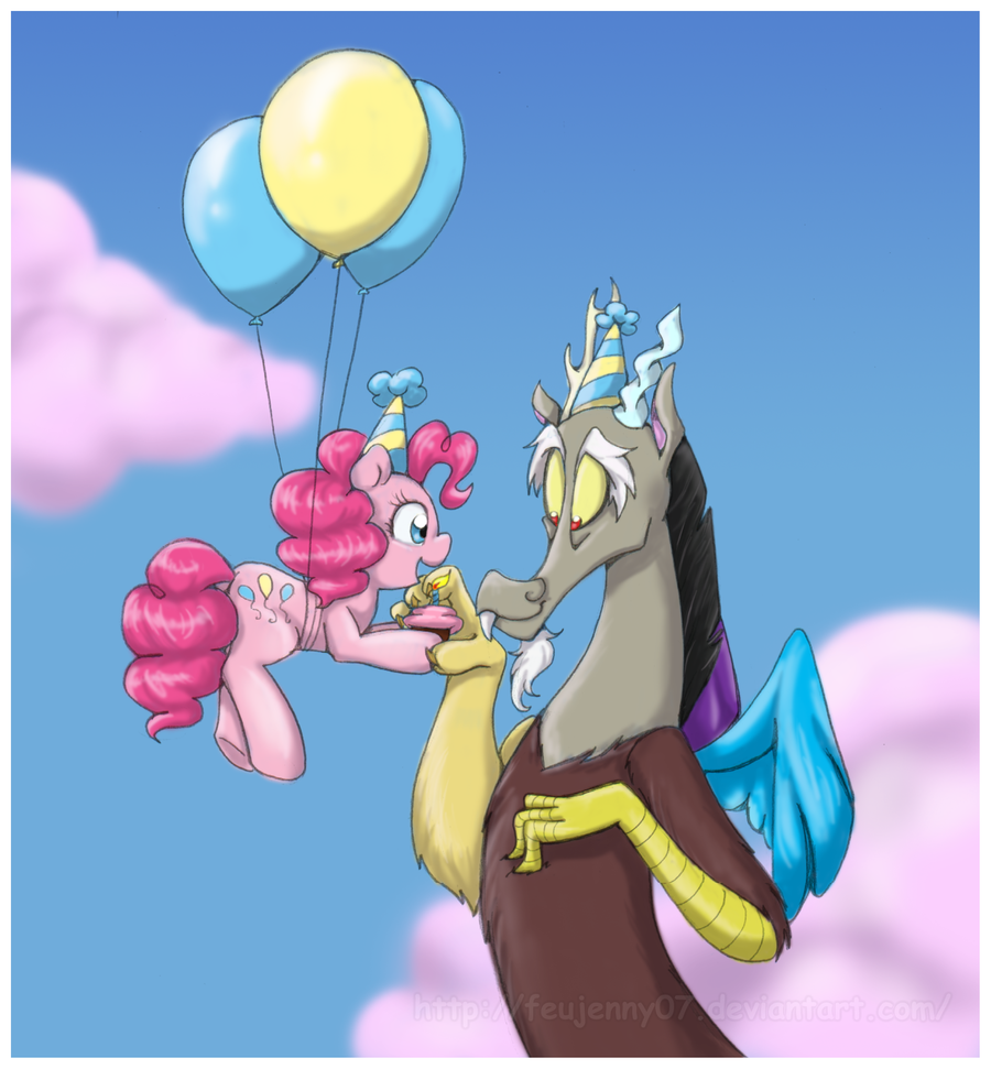 Pinkie & Discord.png - -