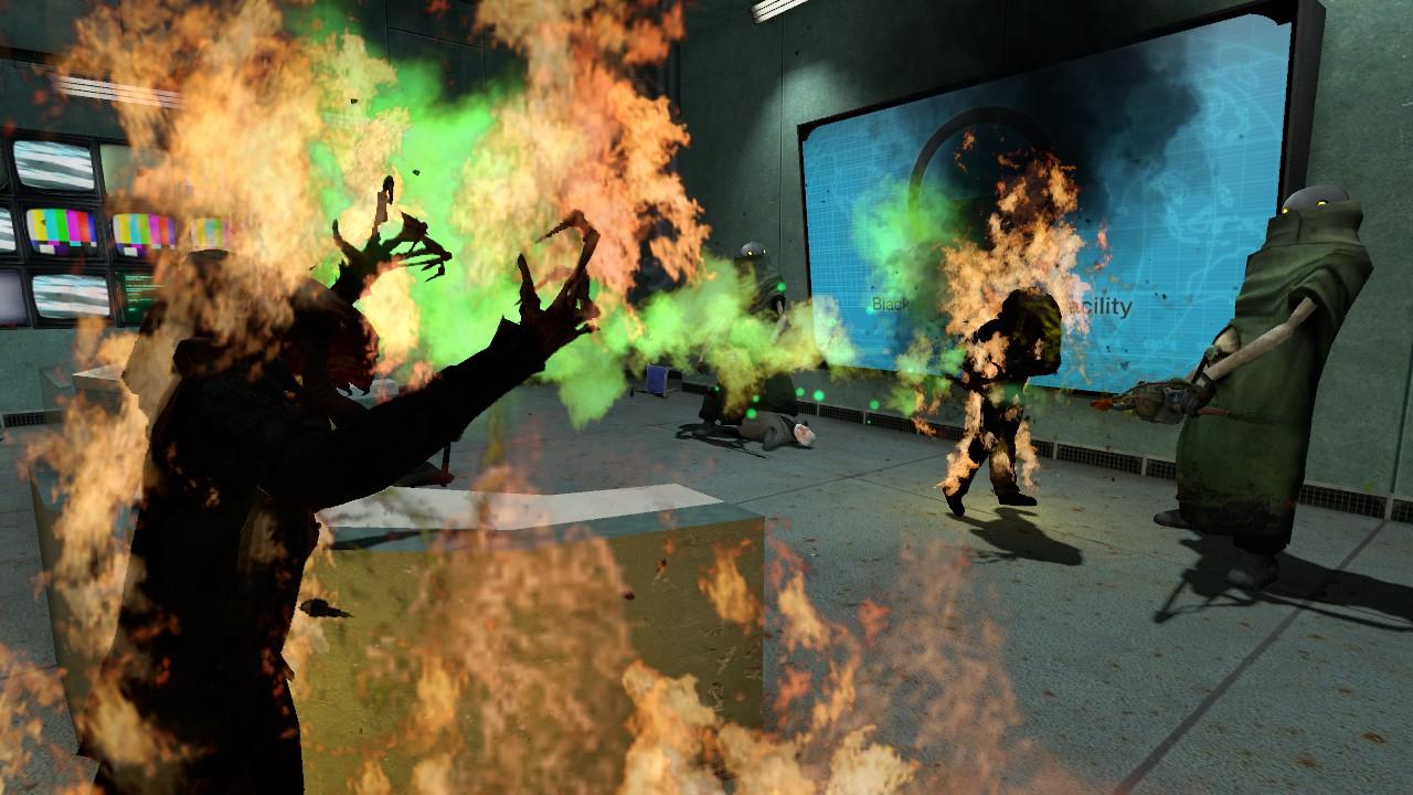 Cremating - Half-Life 2