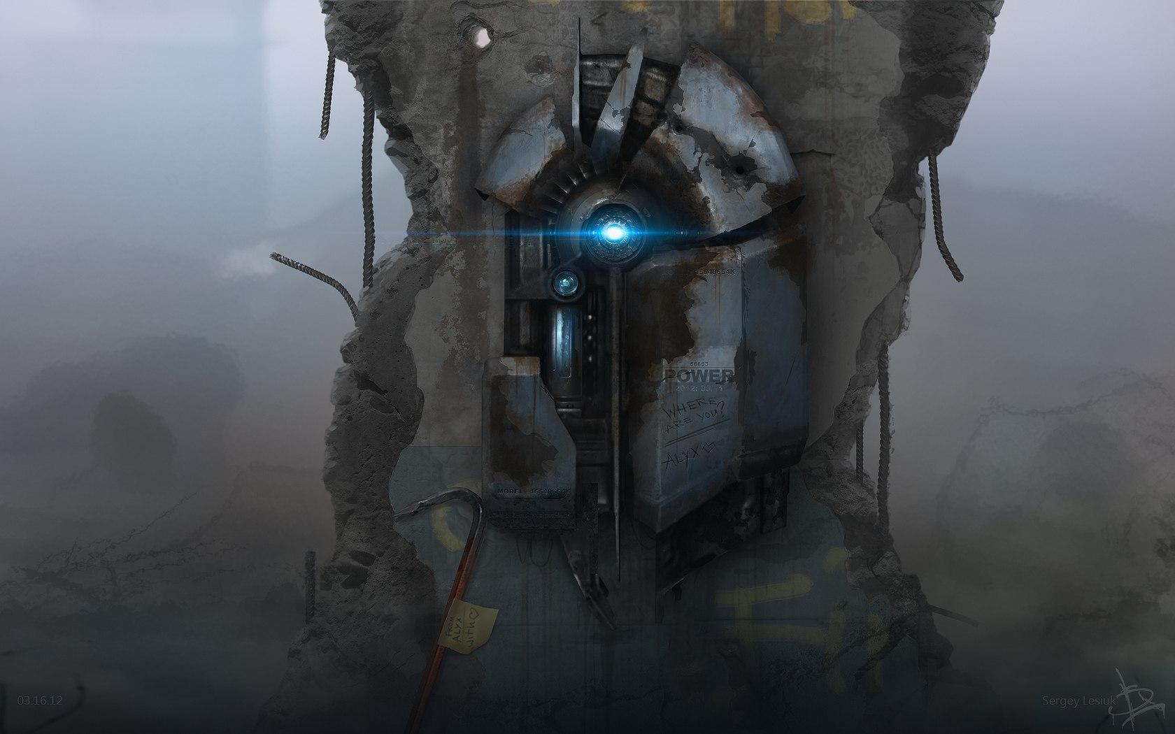 Зарядник здоровья - Half-Life 2