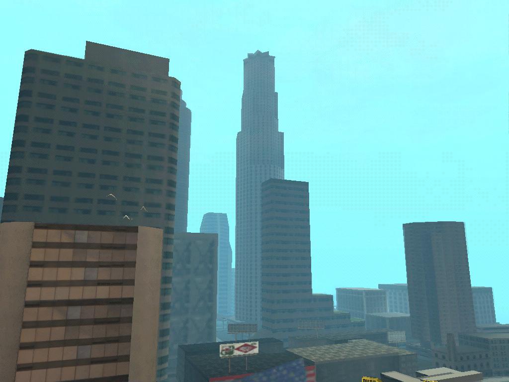 Downtown Los Santos - Grand Theft Auto: San Andreas