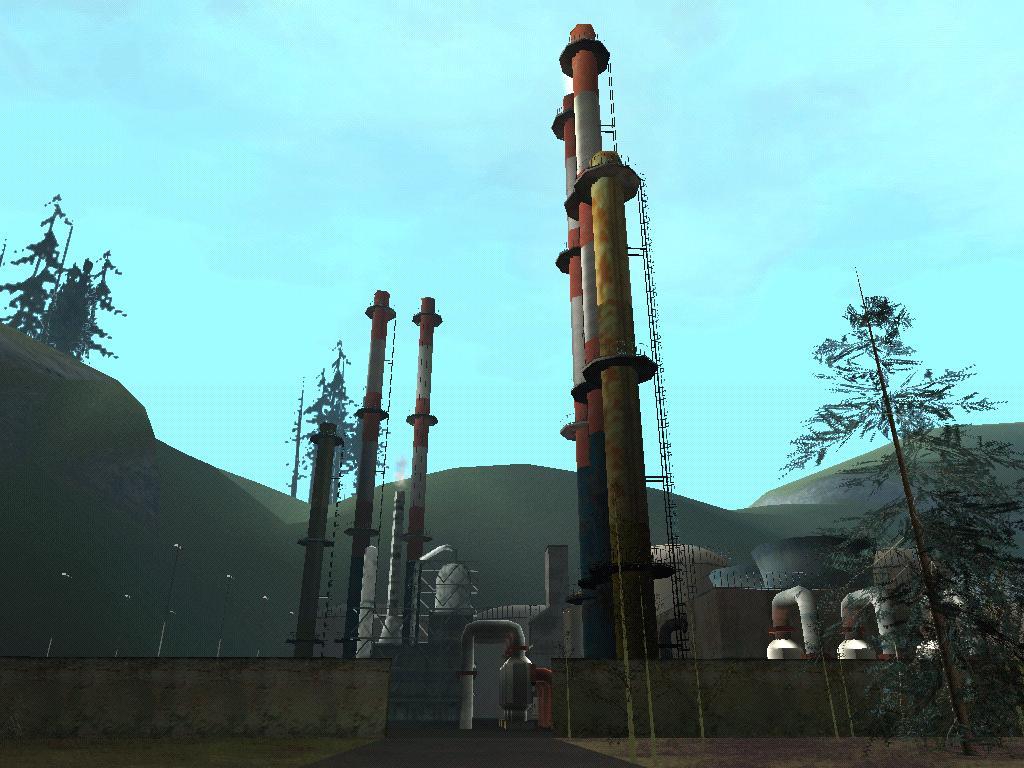 Завод - Grand Theft Auto: San Andreas