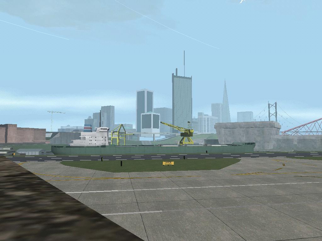 Сан-Фиерро - Grand Theft Auto: San Andreas