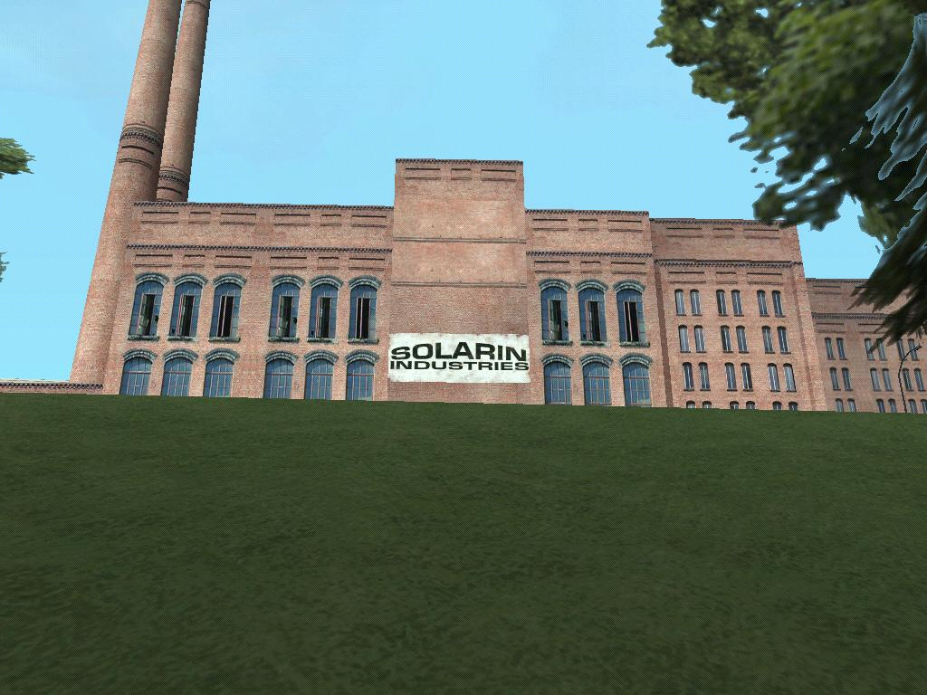 Завод в Сан-Фиерро - Grand Theft Auto: San Andreas