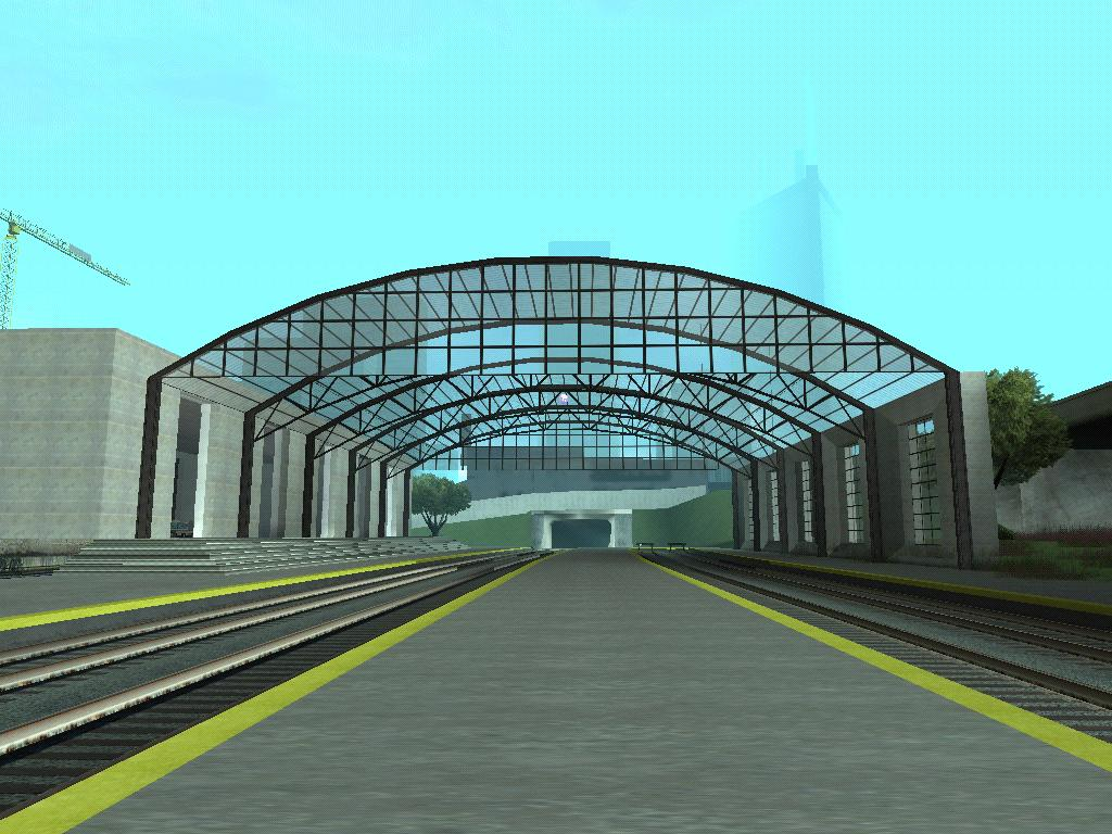 Станция Клюквы - Grand Theft Auto: San Andreas