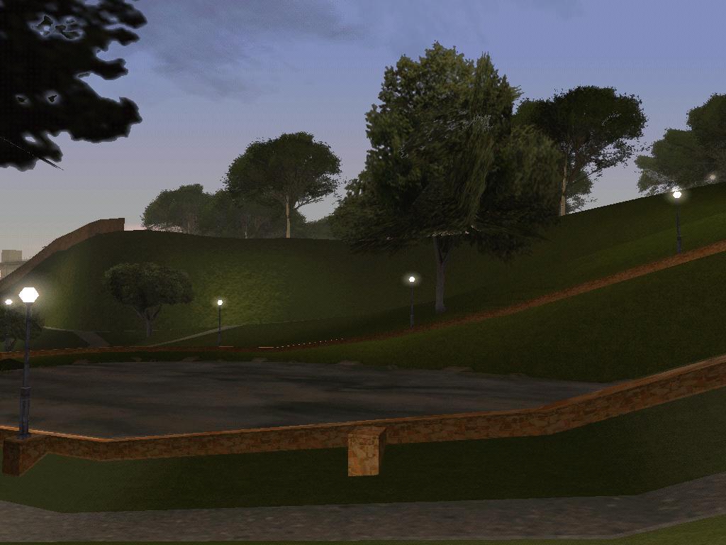 Парк Сан-Фиерро - Grand Theft Auto: San Andreas
