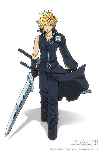 238565dz - Final Fantasy 7