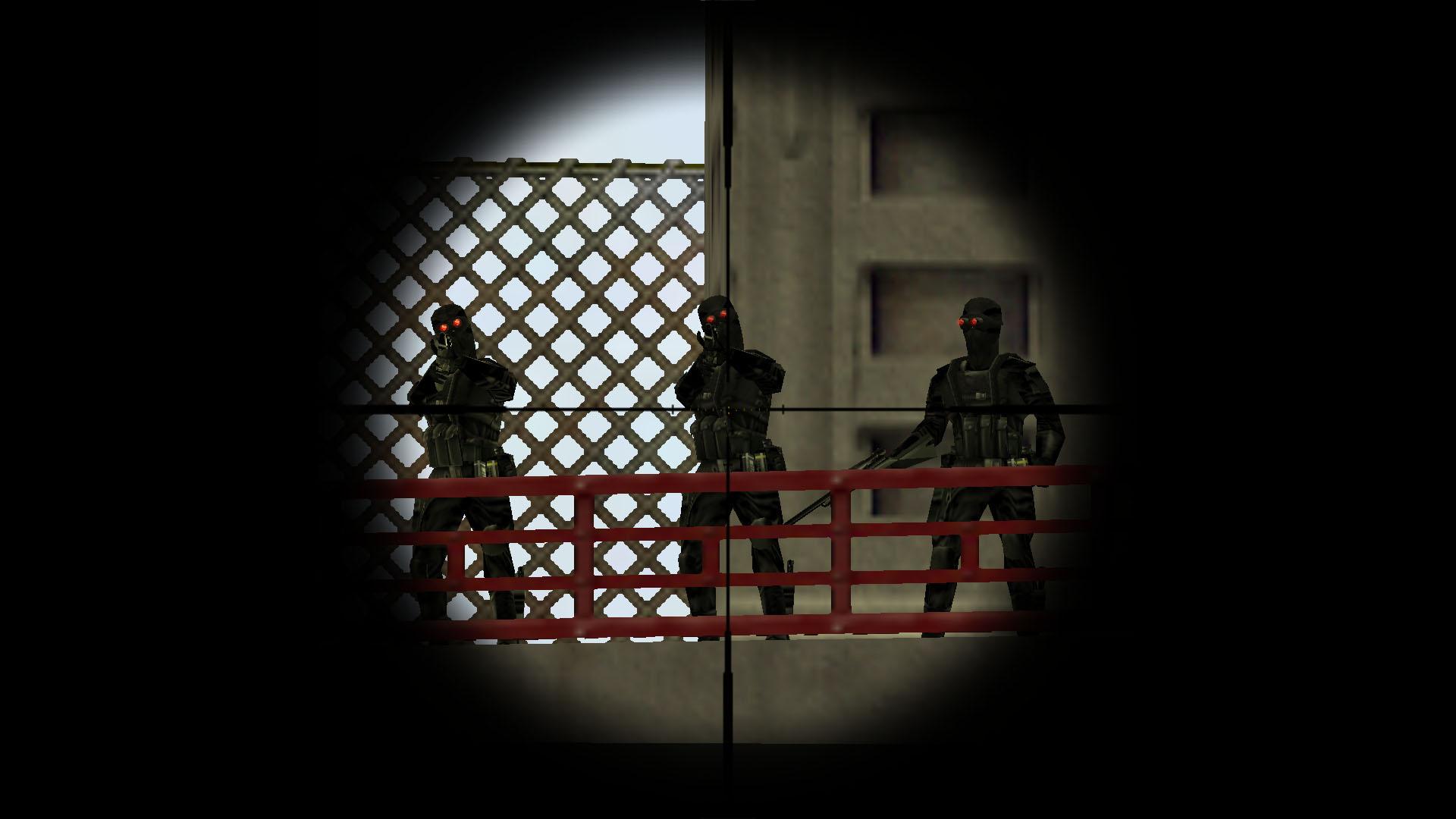 Из за слоупока справа, умрут все трое) - Half-Life