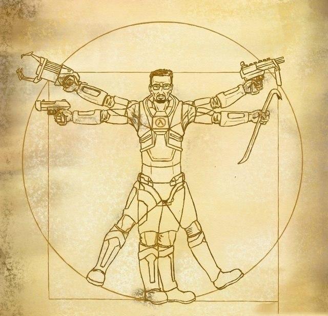 Гордон Фримен - Half-Life