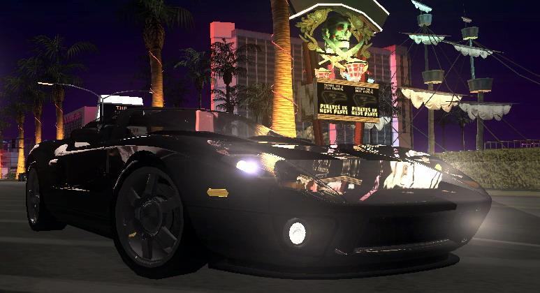 Вегас ждёт! - Grand Theft Auto: San Andreas