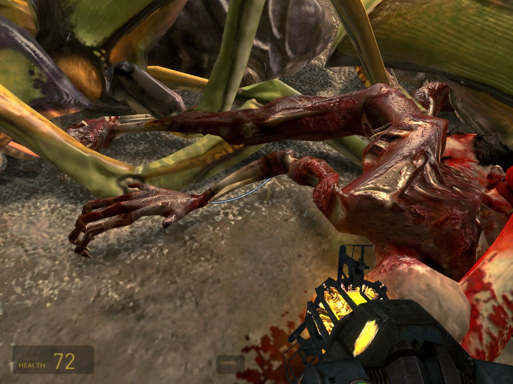 Трубочки - Half-Life 2