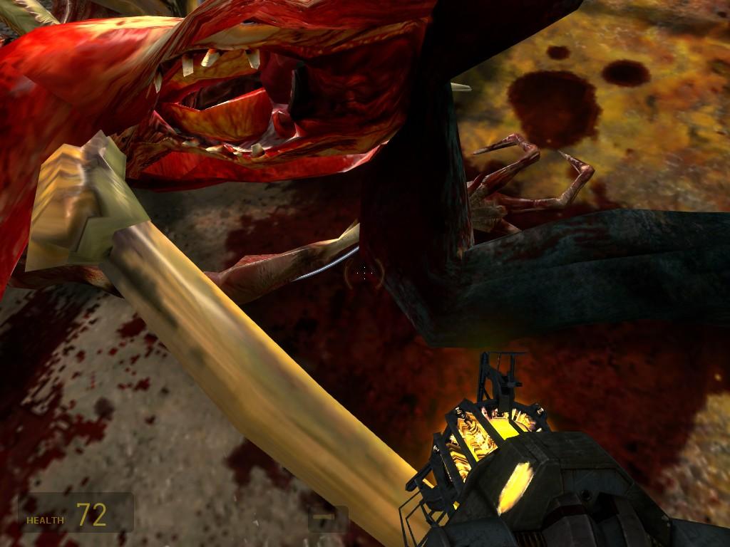 Трубочки 2 - Half-Life 2