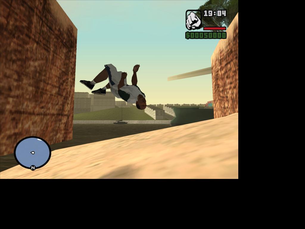 кто так сможет? 2 - Grand Theft Auto: San Andreas
