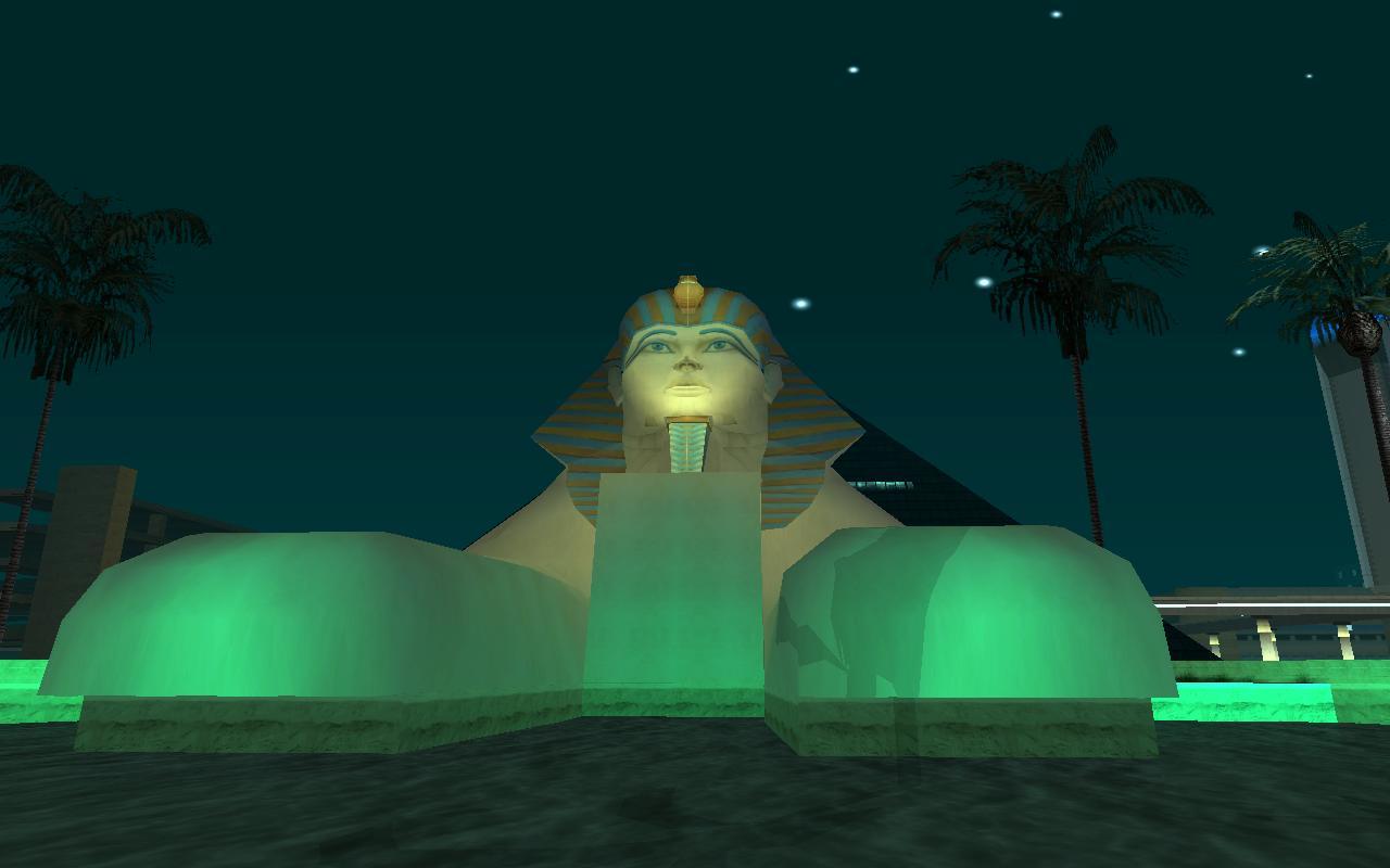 египет в GTA - Grand Theft Auto: San Andreas