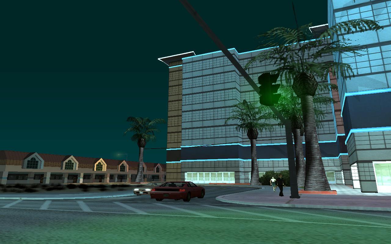 город - Grand Theft Auto: San Andreas