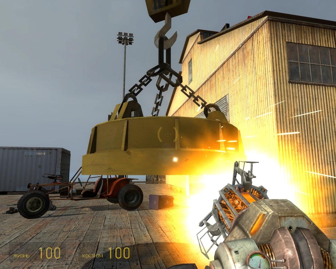 d2_coast_040015.jpg - Half-Life 2 Half-Life 2: Update