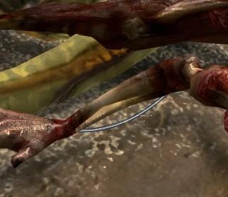 Рука быстрого зомби в Эп2 - Half-Life 2