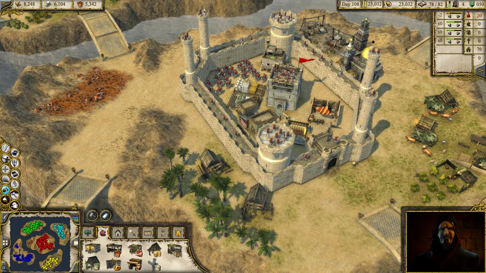 scr_4 - Stronghold Crusader 2 Stronghold Crusader 2
