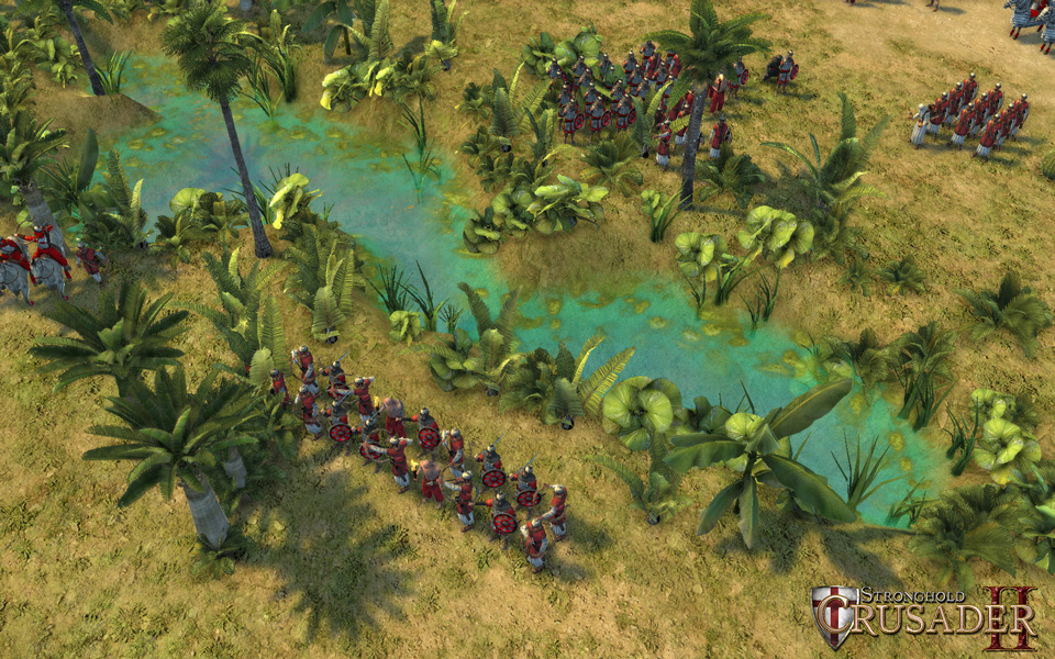 scr_6 - Stronghold Crusader 2 Stronghold Crusader 2