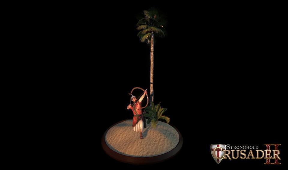 arabian_archer - Stronghold Crusader 2 Stronghold Crusader 2