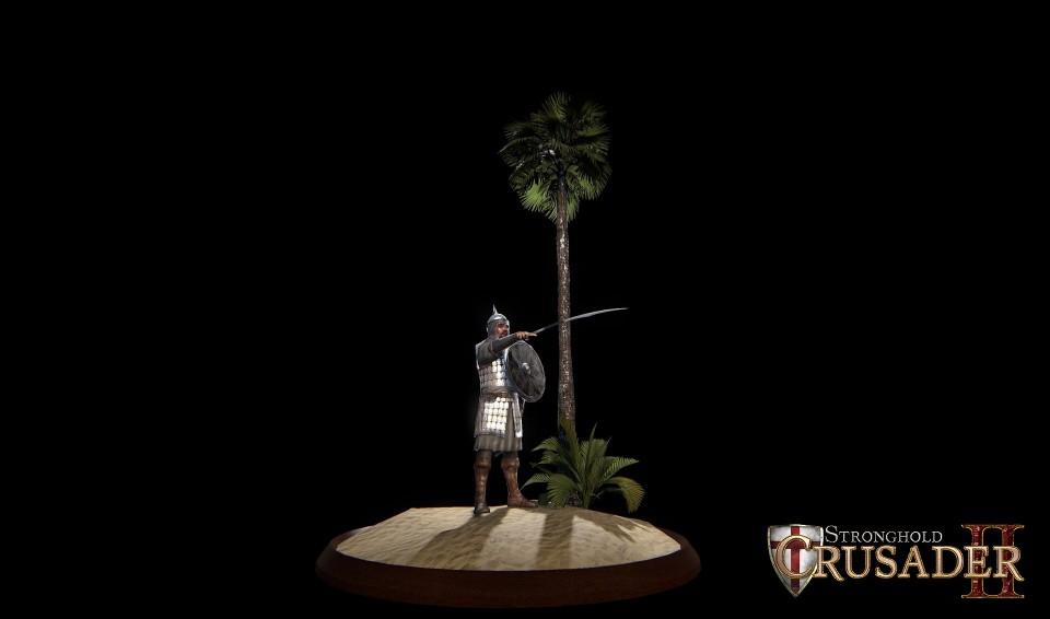 arabian_swordsmen - Stronghold Crusader 2 Stronghold Crusader 2