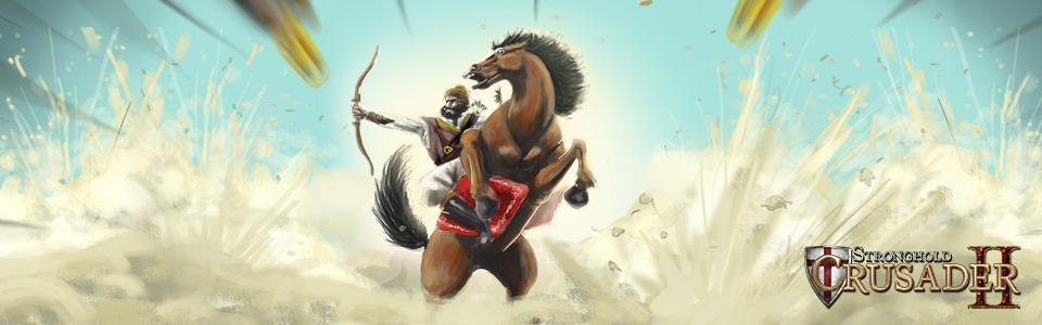 horseman_archer - Stronghold Crusader 2 Stronghold Crusader 2