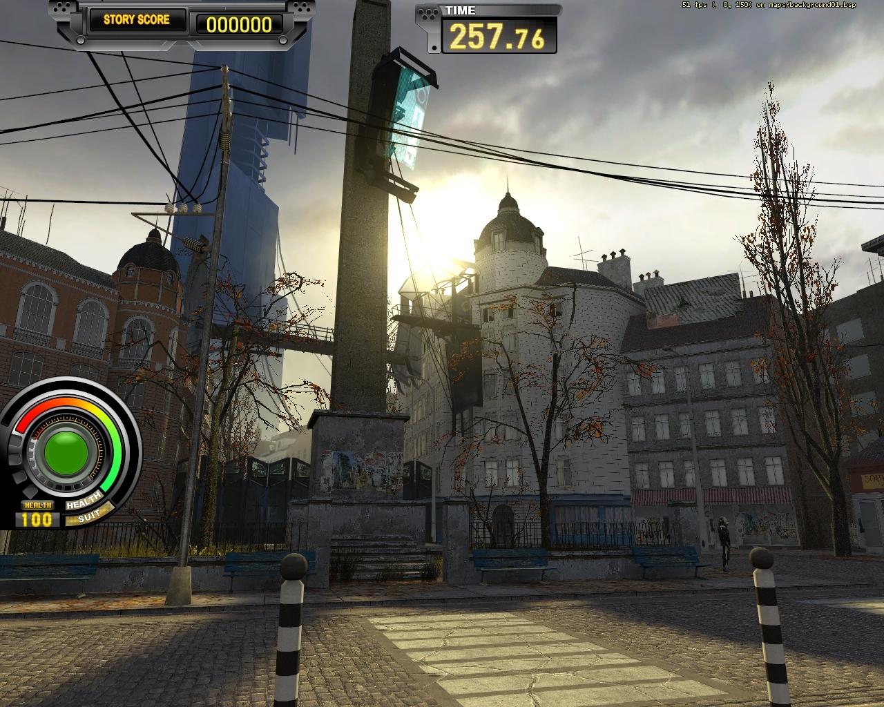 mat_mipmaptextures 0 - Half-Life 2 Half-Life 2 Survivor, HL2Survivor