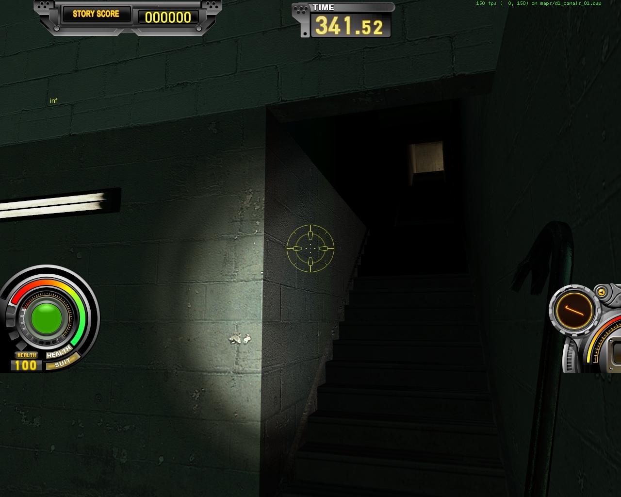 Релизный d1_canals_01 - Half-Life 2 Half-Life 2 Survivor, HL2Survivor