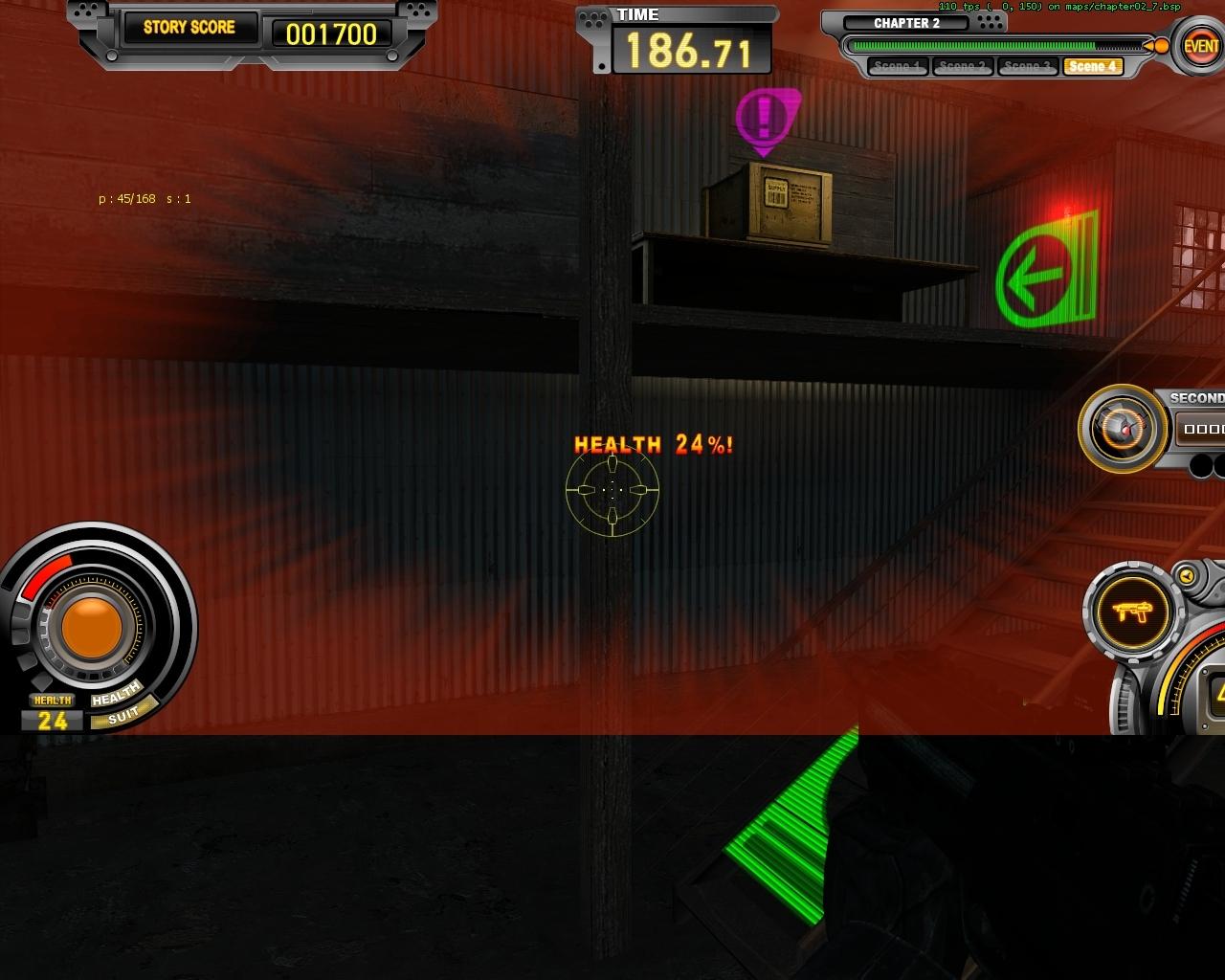 Гордону нехорошо... - Half-Life 2 Half-Life 2 Survivor, HL2Survivor