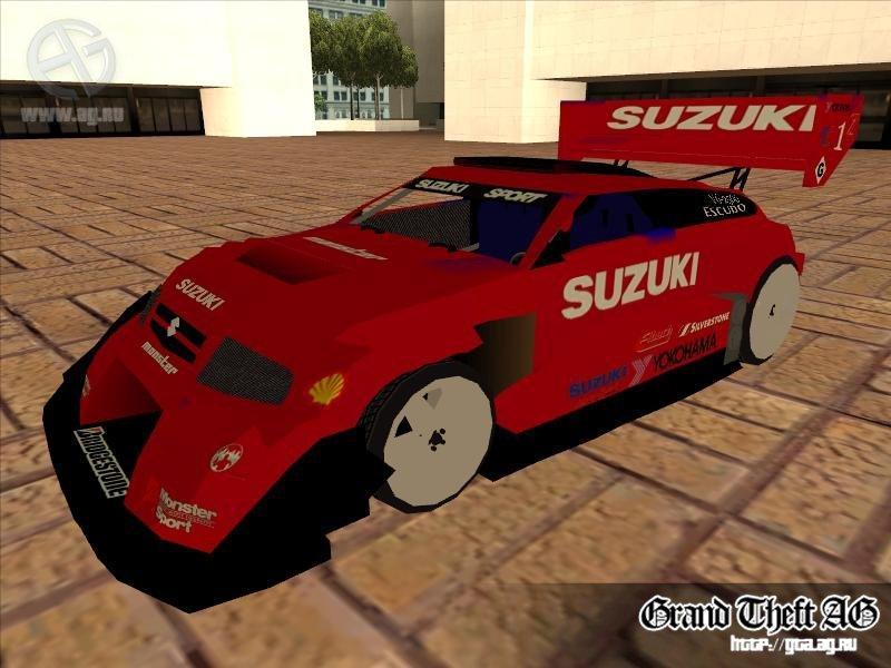 Escudo.JPG - Grand Theft Auto: San Andreas