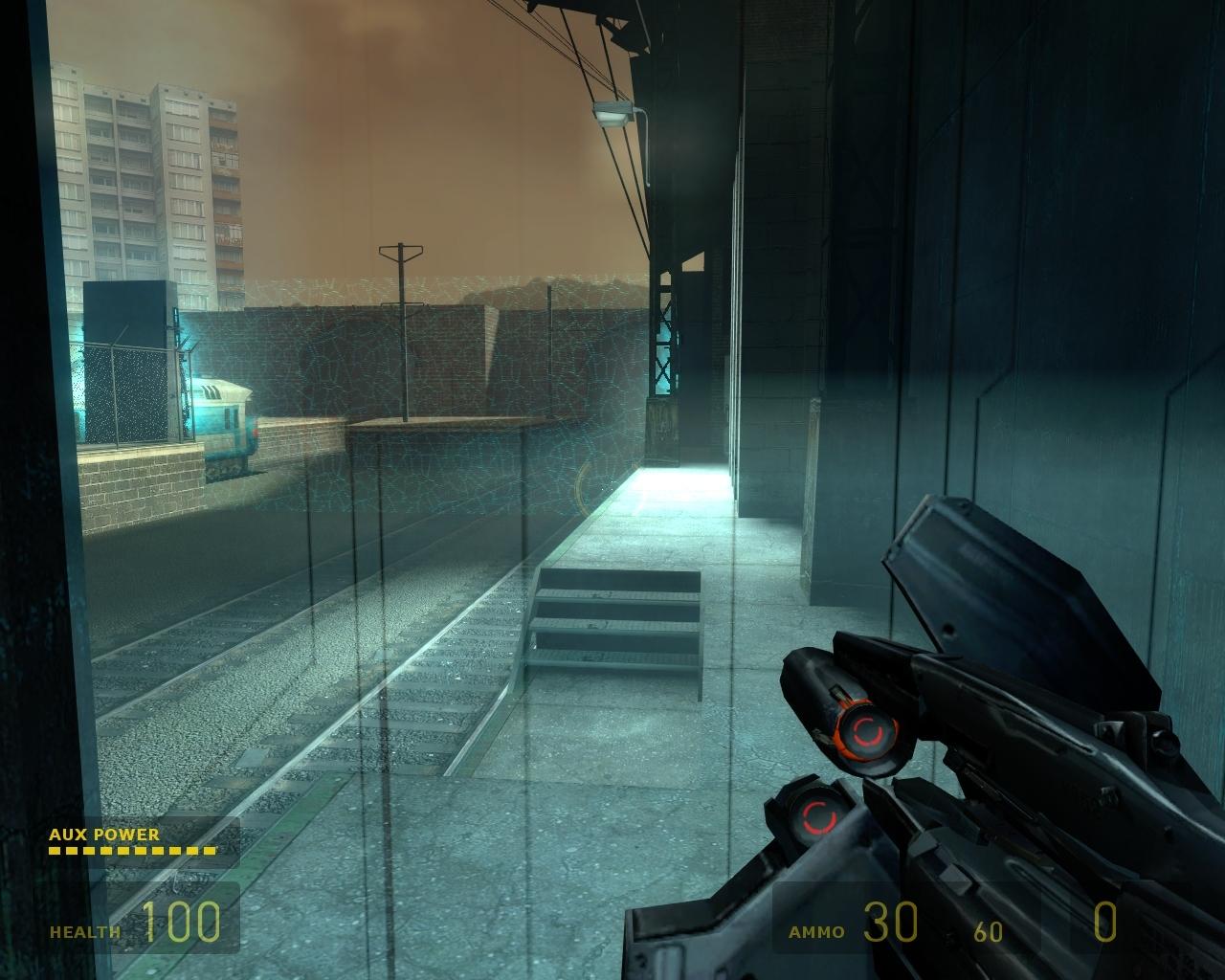 Фонарик офф - Half-Life 2