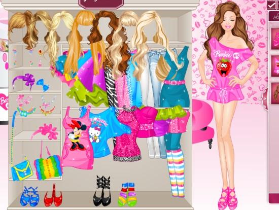 Флеш игры Барби