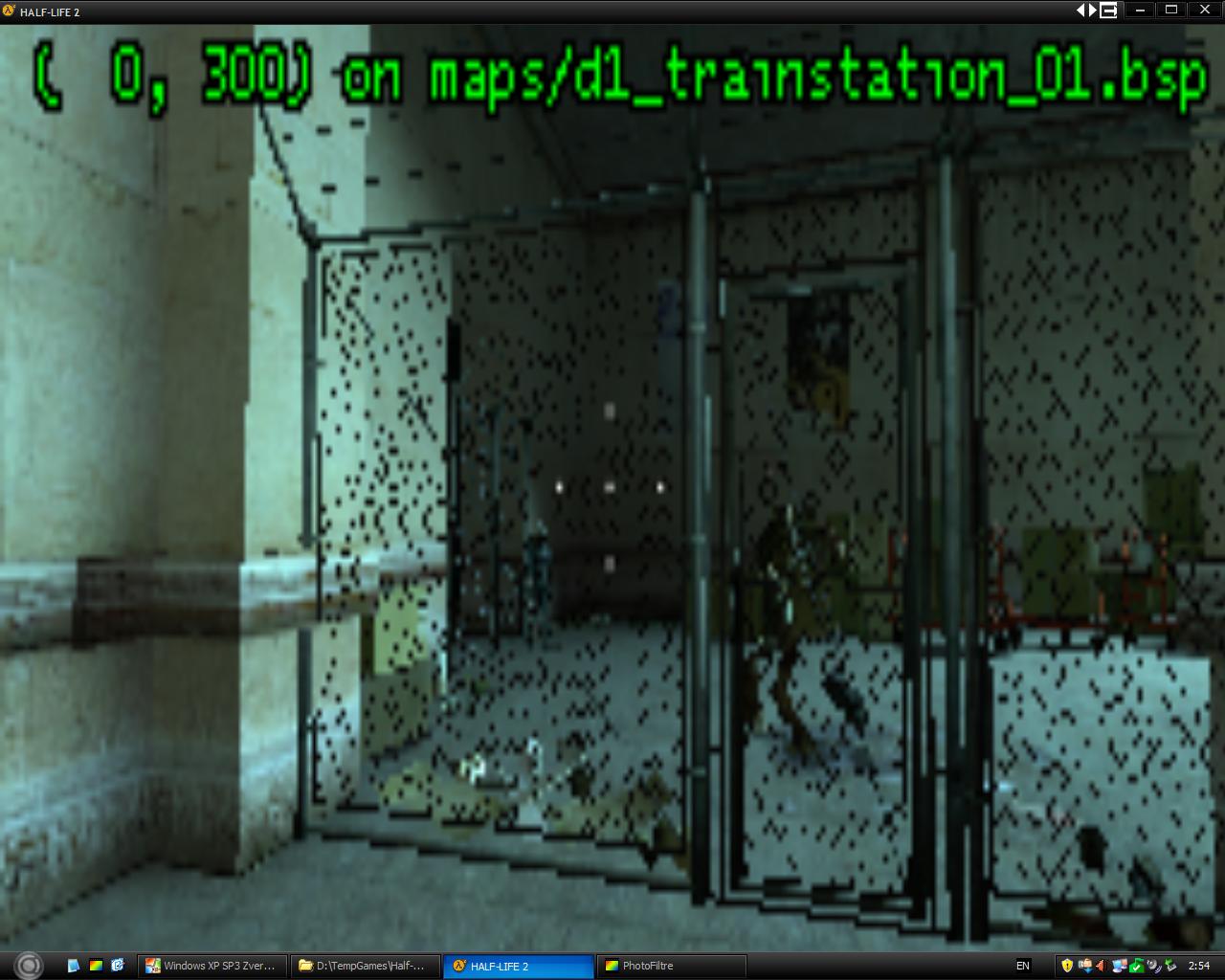 Сеточка - Half-Life 2