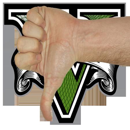 gta-v-five-logo-v-only copy.png - Grand Theft Auto 5