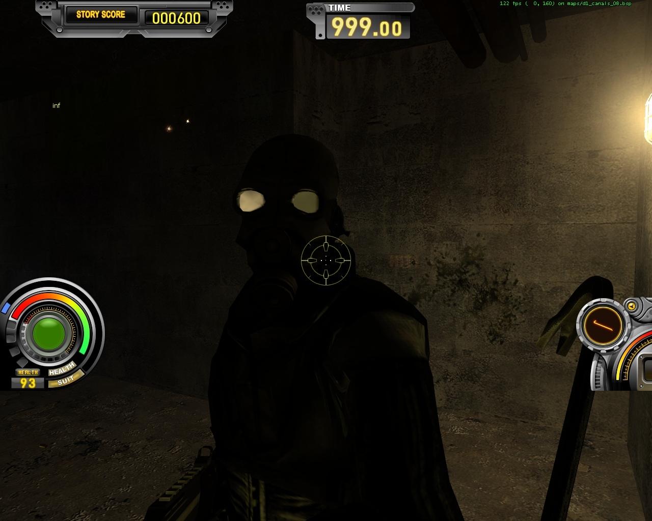 Дартошник - Half-Life 2 Half-Life 2 Survivor, HL2Survivor