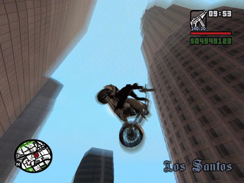 3 - Grand Theft Auto: San Andreas
