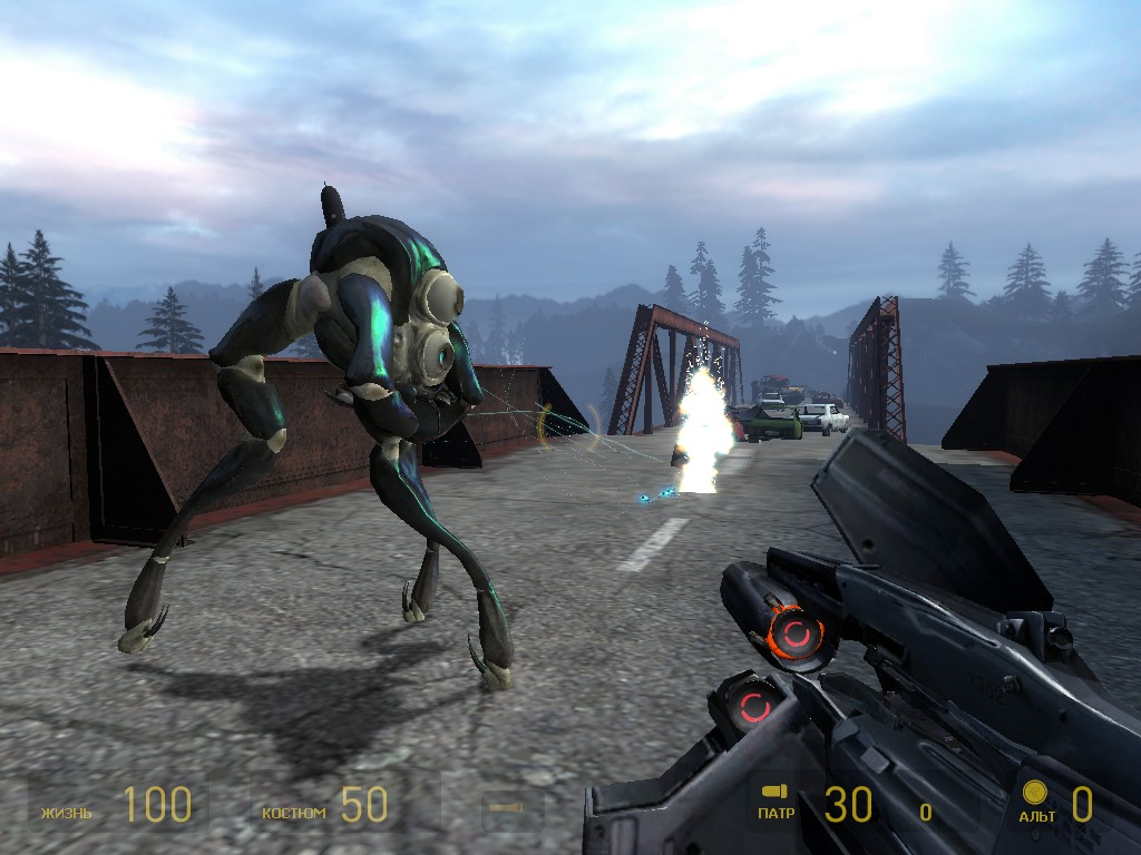 screenshots - Half-Life 2