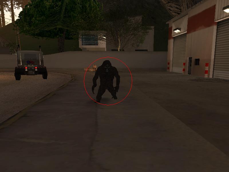 Walking.jpg - Grand Theft Auto: San Andreas