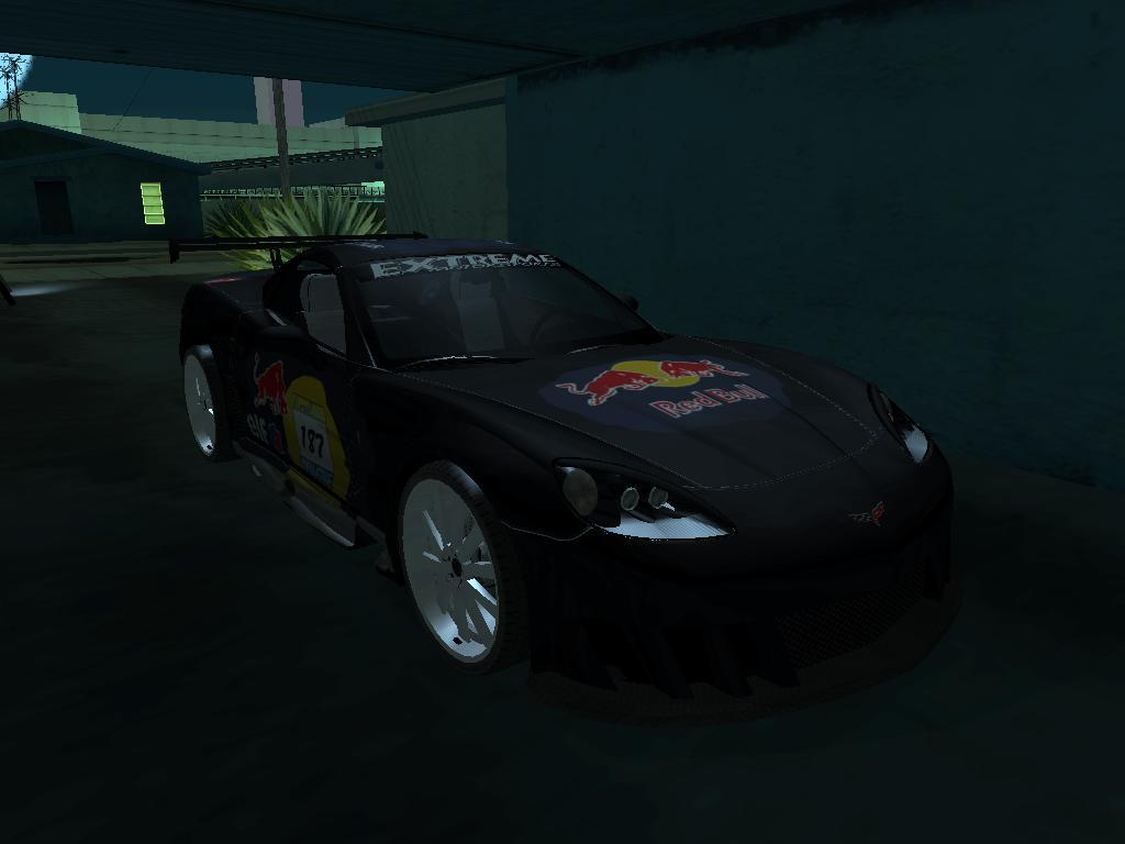 Corvette C6 - Grand Theft Auto: San Andreas