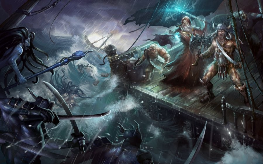 Might and Magic Heroes-6 Pirates of the Savage Sea 2.jpg - Might and Magic: Heroes 6